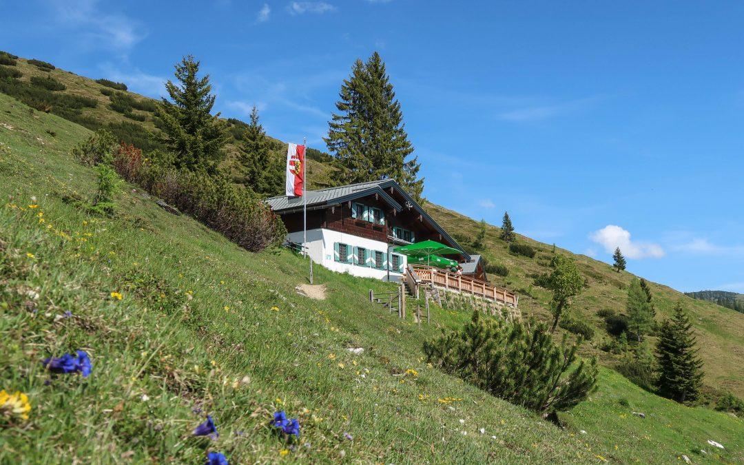Willkommen auf der Dr. Heinrich-Hackel-Hütte